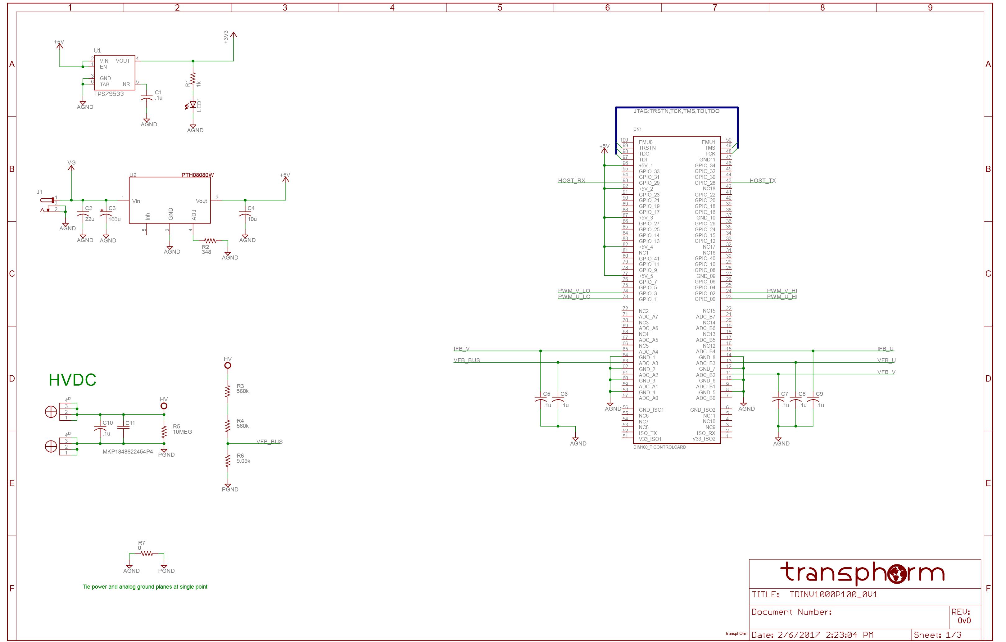 Gan Evaluation Board Tdinv1000p100 Kit 1kw Inverter Transphorm Ups Circuit Diagram Previous
