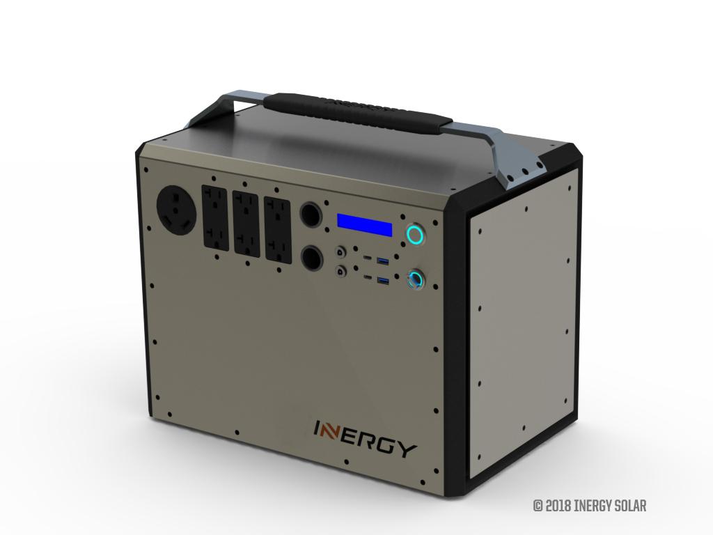 Transphorm's High Voltage GaN Helps Inergy Disrupt the Solar